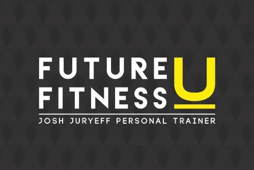 FutureU Fitness Black Logo