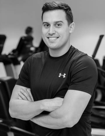 Josh Juryeff - Personal Training in Fareham Hampshire