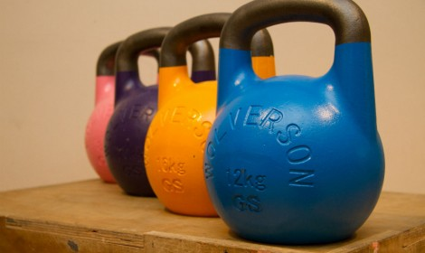 Kettlebell classes in Fareham in Hampshire